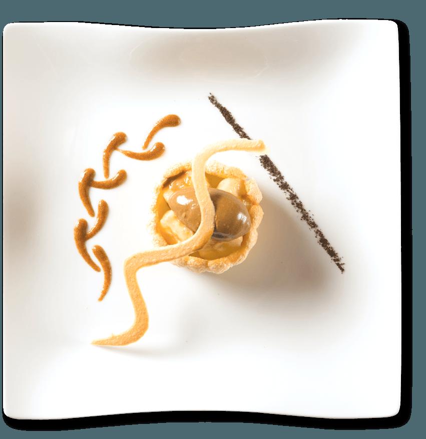 Asseiette de dessert - dessert plate
